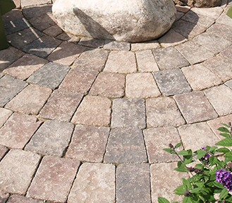 Strassen® Bavaria Tumbled Pavers